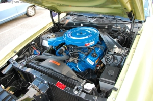 Mach 1 Engine