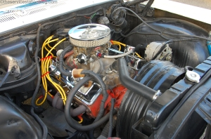Cream SS Engine