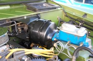 '76 Bronco Master Cylinder