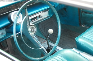Cream SS Interior
