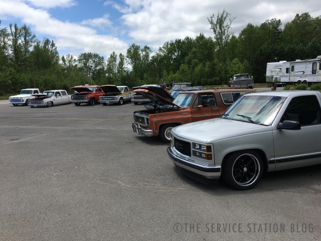 C10 Club Meet in Knoxville, Advance Auto Parts Cruise-In | The