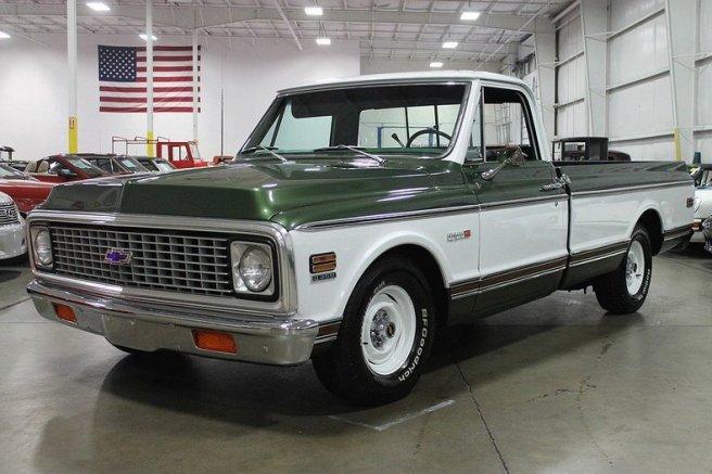 '72 C10 Front