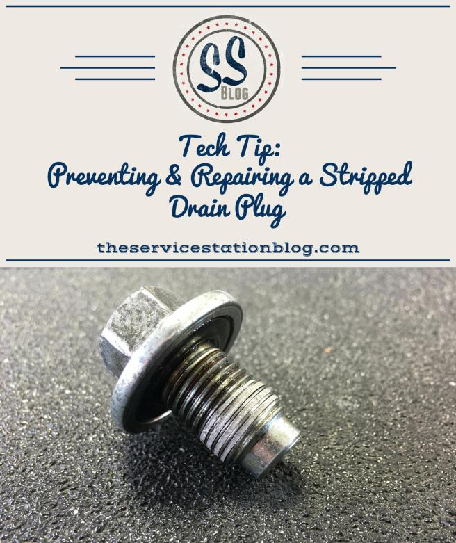 TTT Drain Plug Feature